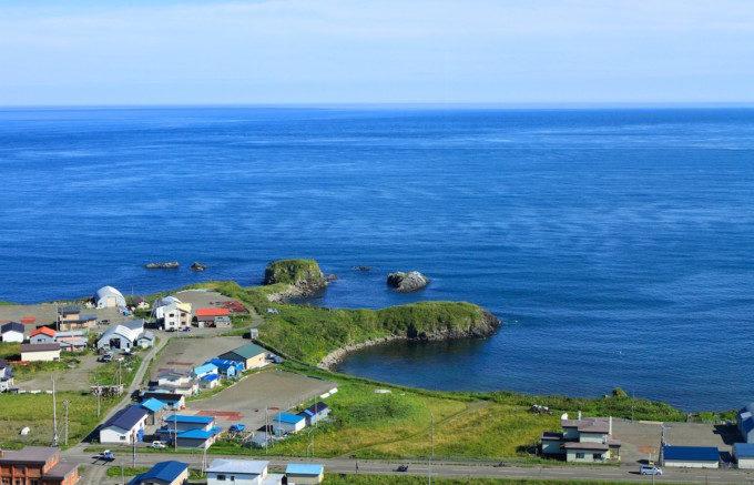 日本最東端の納沙布岬を含む根室...