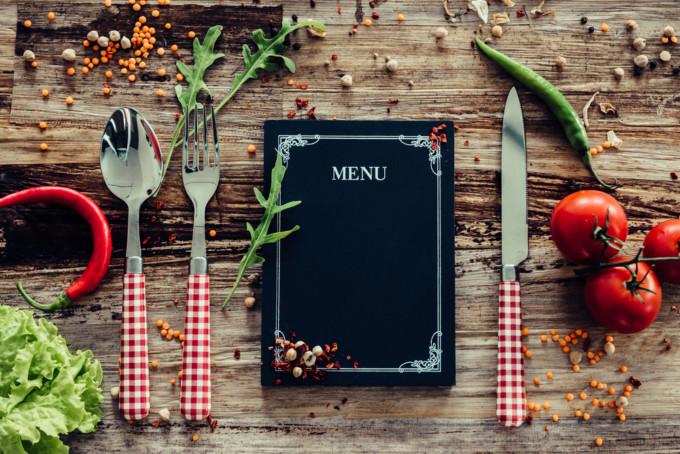 海外旅行先のレストランで使える英会話・英単語