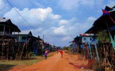 カンボジアの水もお湯も出ない家でホームステイしたら、10日間で3キロ痩せた