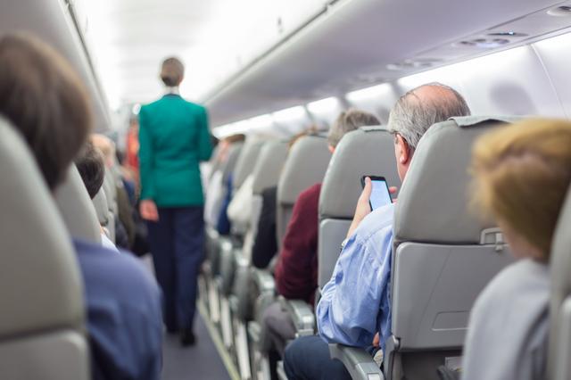 日本人は最も「飛行機で座席を倒さない」アジア8カ国の調査でわかったこと