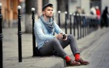 旅行や普段使いにおすすめ!メンズ用の靴下ブランド20選
