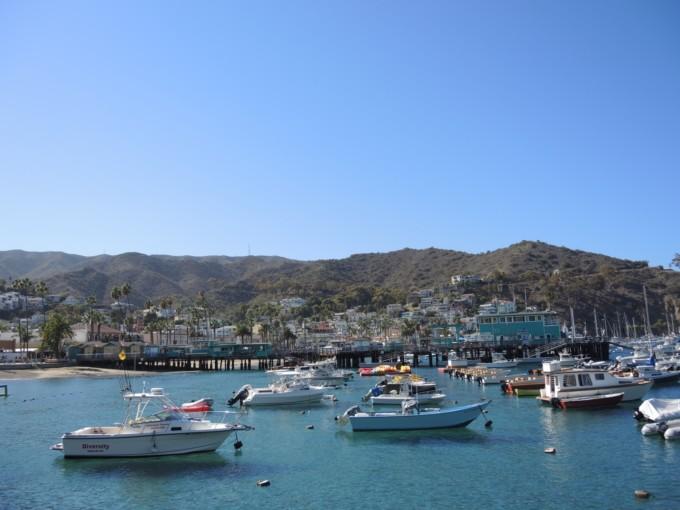 LAからボートで1時間!ハリウッドセレブの避暑地「サンタカタリナ島」に行ってみた