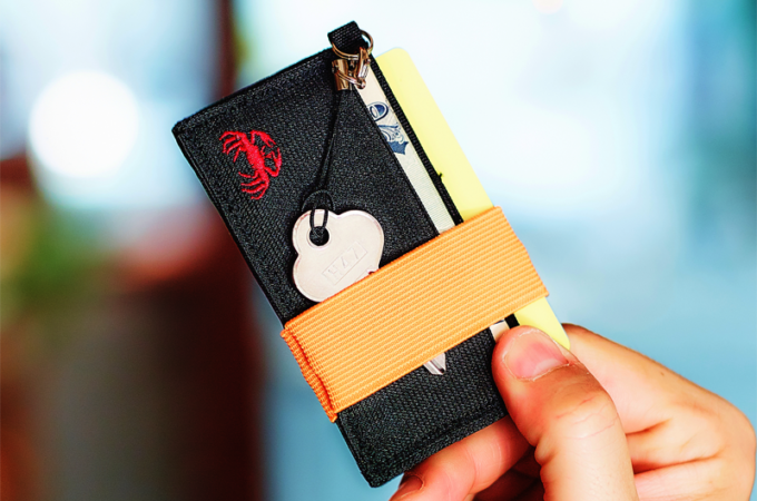 これひとつで手ぶら旅!超便利な「Cabby wallet」を3名様にプレゼント