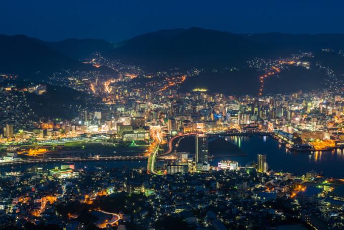 長崎でおすすめの夜景がきれいなスポット10選