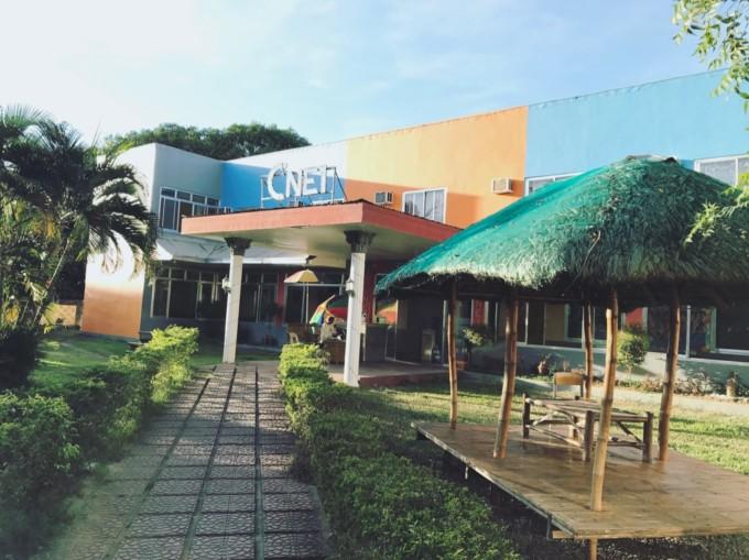 フィリピン語学学校CNE1(風景)