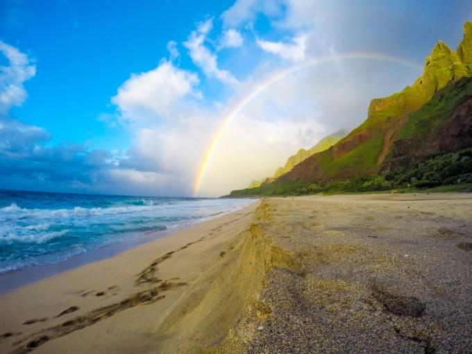 見たら願いが叶うかも♡ハワイで見られるレインボースポットを紹介!