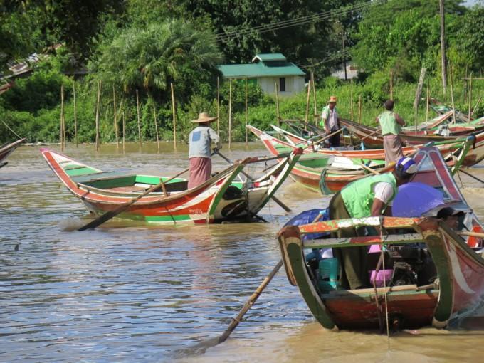 ミャンマーに残る原風景…ヤンゴンの知られざる秘境「ダラ地区」に潜入