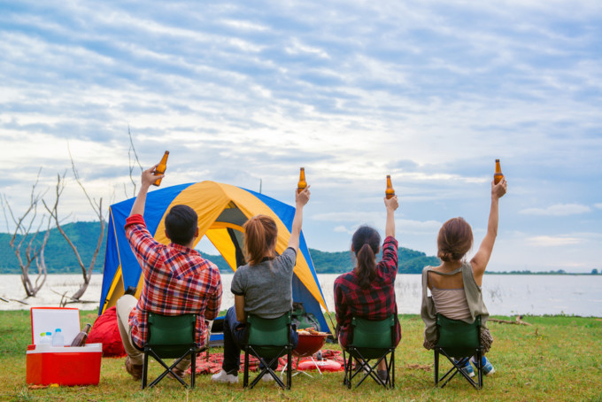 キャンプ・フェスにおすすめのワンタッチタープ10選