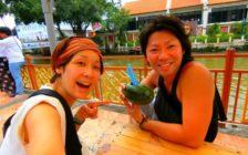 東南アジア6か国11都市の旅をおえて、ハネムーン世界一周中の嫁にインタビューしてみた