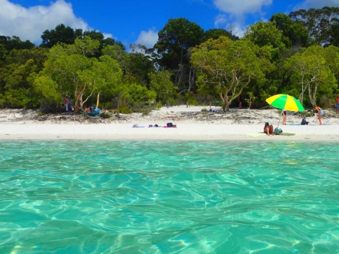 """世界最大の""""砂の島""""?オーストラリアの「フレーザー島」ってこんなところ"""