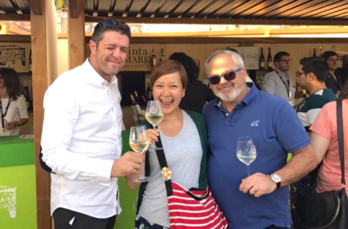 緑のワインってナニ⁉︎ 10ユーロで楽しめるポルトの「ワイン祭り」とは