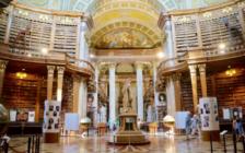 世界一の図書館といわれるウィーンのプルンクザールが、まるで「美女と野獣」の世界…