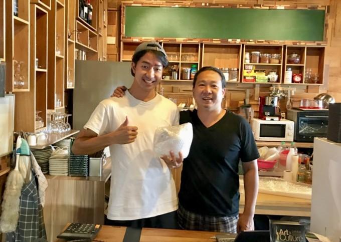 「自分の経験を後世へ」アメリカ横断したタイのカフェオーナーが教えてくれた大切なこと