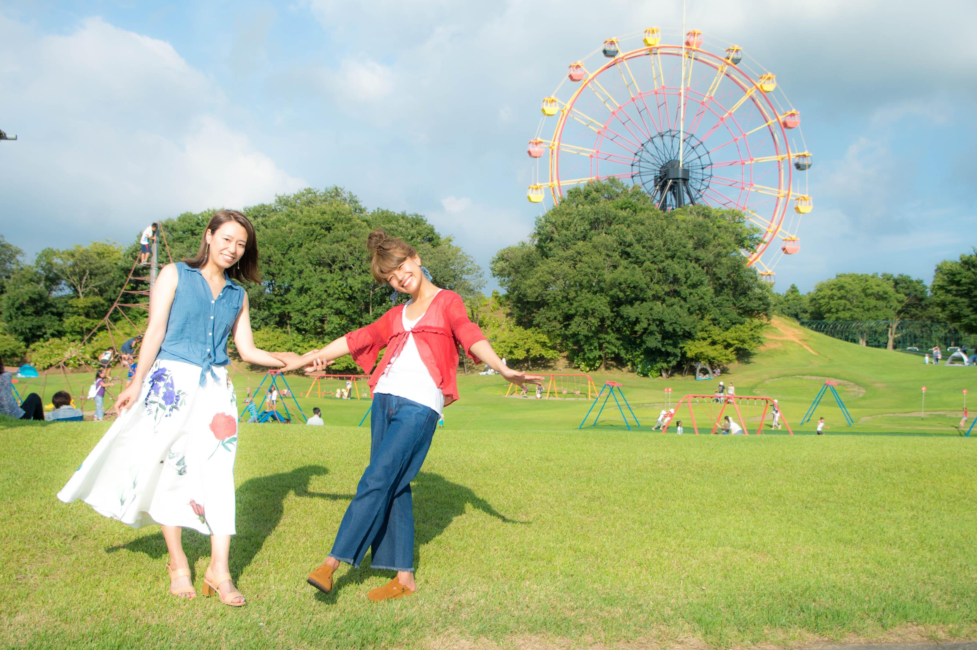 元あいのりクロリサが「東京ドイツ村」で過ごした大人な休日とは・・・