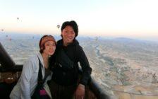 ハネムーン世界一周中の2人が選ぶ!絶景No.1に輝いた「気球から見るカッパドキア」の魅力