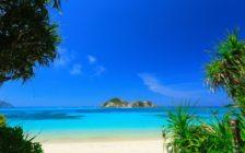 ケラマブルーを楽しめる慶良間(ケラマ)の島々をご紹介