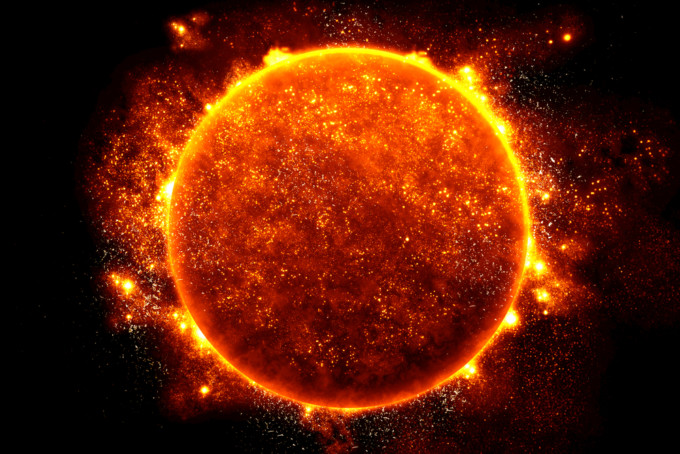太陽フレア到来!グローバルWiFiと僕は、最大級の爆発現象に耐えられるのか