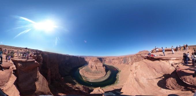 星空も綺麗に撮れる360°カメラ「RICOH THETA V 」があなたの旅を魅力的にします!