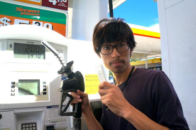 英語が出来ない人必見!アメリカで翻訳端末「ili(イリー)」の実力をガソリンスタンドで試してみた