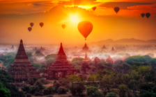 エアアジアで弾丸旅行!絶対に行くべき「世界三大仏教遺跡」へ