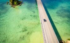 絶景は夕方に待っている!沖縄の恋島「古宇利島」で特別な一日を