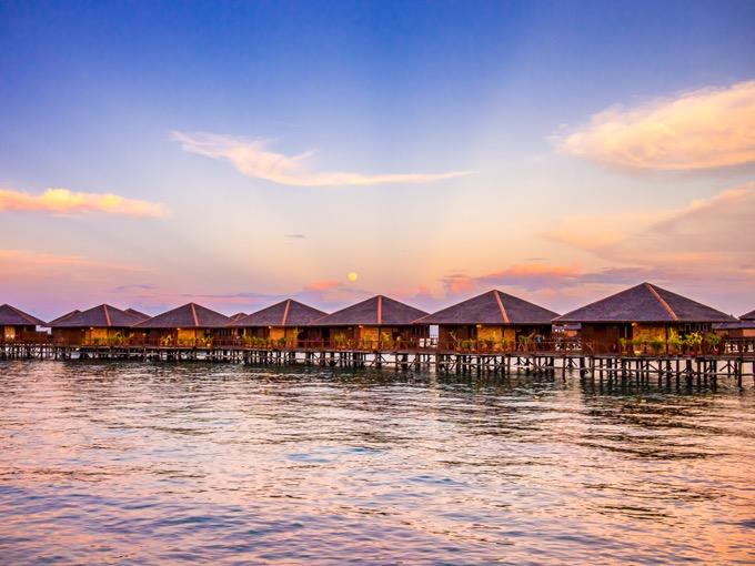 シパダン島 / マレーシア