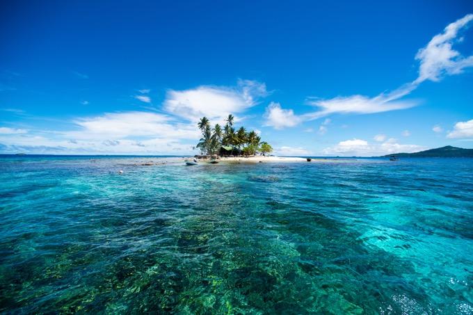 非現実世界の南の島「ジープ島」 / ミクロネシア連邦
