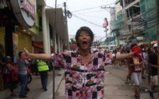 全身がペンキだらけに!フィリピン最大級の祭典「シヌログ祭り」がカオス過ぎた