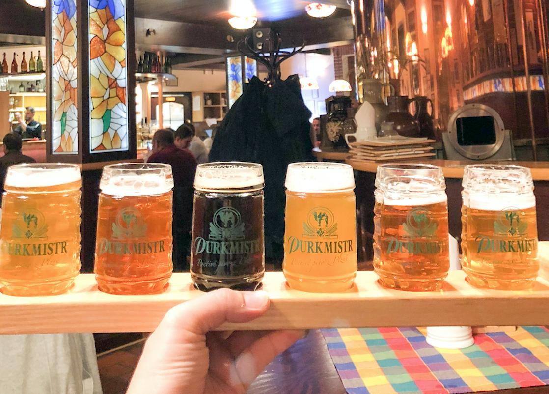 年間ビール消費量は日本の3倍以上!チェコでピルスナービールを堪能してきた