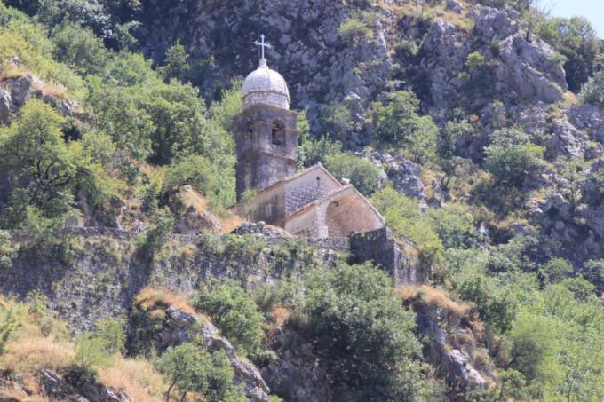 コトルの教会