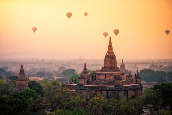 旅人におすすめのミャンマーの観光スポット11選
