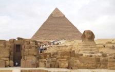 ピラミッド鑑賞に最適な場所は?夫婦のちょっと変な夢を叶える途中で見つけたベストスポット
