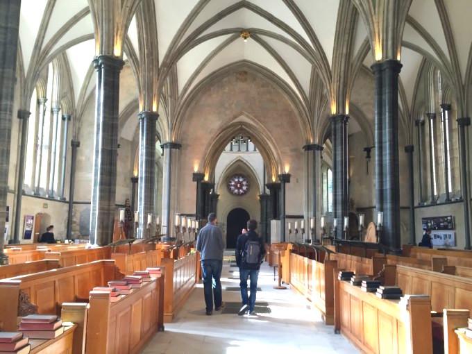 ロンドン最古の歴史がここに!謎に満ちたテンプル教会