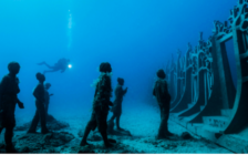 ダイビング好き必見!ランサローテ島の海底美術館「Museo Atlántico」とは