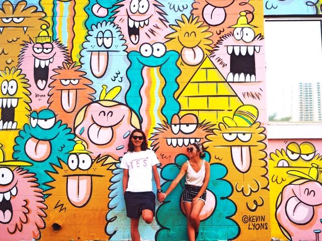 街歩きが100倍楽しくなる!世界一周で見つけたウォールアートまとめ