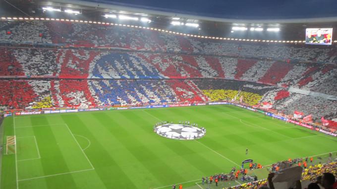 2018年はW杯イヤー!ヨーロッパで巡るべき3つの有名サッカースタジアム