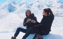 世界の果てペリトモレノで乾杯!氷河で飲んだオンザロックが忘れられない