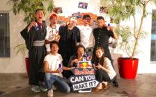 「Red Bull Can You Make It? 2018」報告会が開催!冒険について日本代表チームが熱く語る