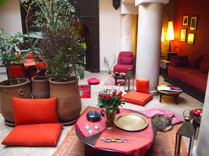 日本人女子に大人気!モロッコの「リヤドブッサ」に泊まるべき5つの理由