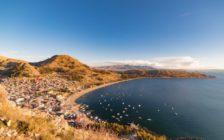 チチカカ湖畔の美しい町「コパカバーナ」と太陽の島の魅力