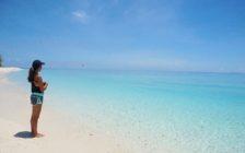 フィリピンのマラパスクア島でキャンプ。そこで見たのは満点の星空と天の川でした
