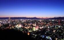 エンターテイメントに富んだ中部の夜景10選