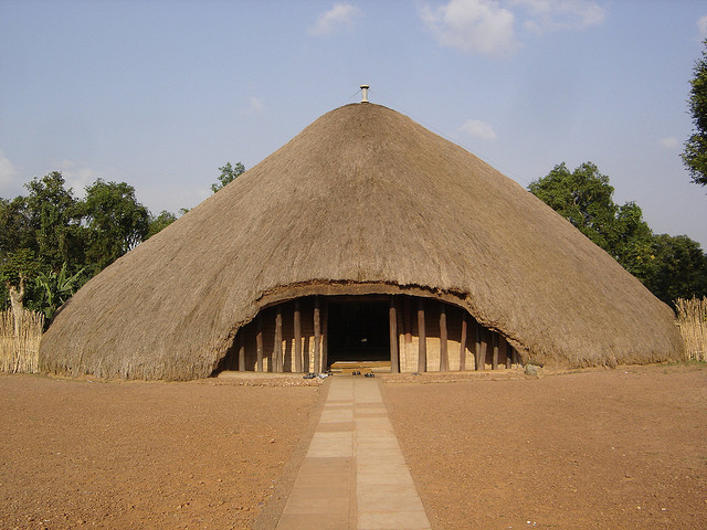 カスビのブガンダ王国歴代国王の墓