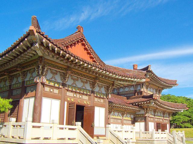 高句麗古墳群 北朝鮮 世界遺産