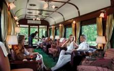 電子機器は使用禁止!世界最高の豪華列車「ロボスレイル」が神すぎる