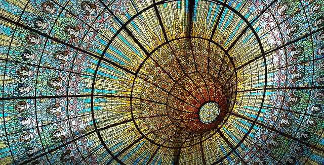 バルセロナのカタルーニャ音楽堂とサン・パウ病院