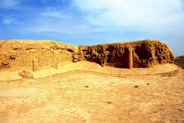ニッサのパルティア要塞群