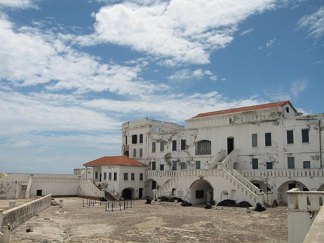 ヴォルタ州、グレーター・アクラ州、セントラル州、ウェスタン州の城塞群 ガーナ 世界遺産