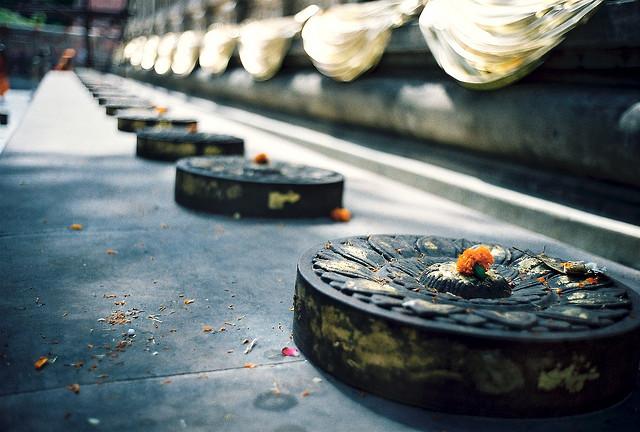 ブッダガヤのマハーボディ寺院