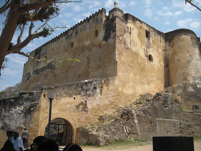 モンバサのジーザス砦